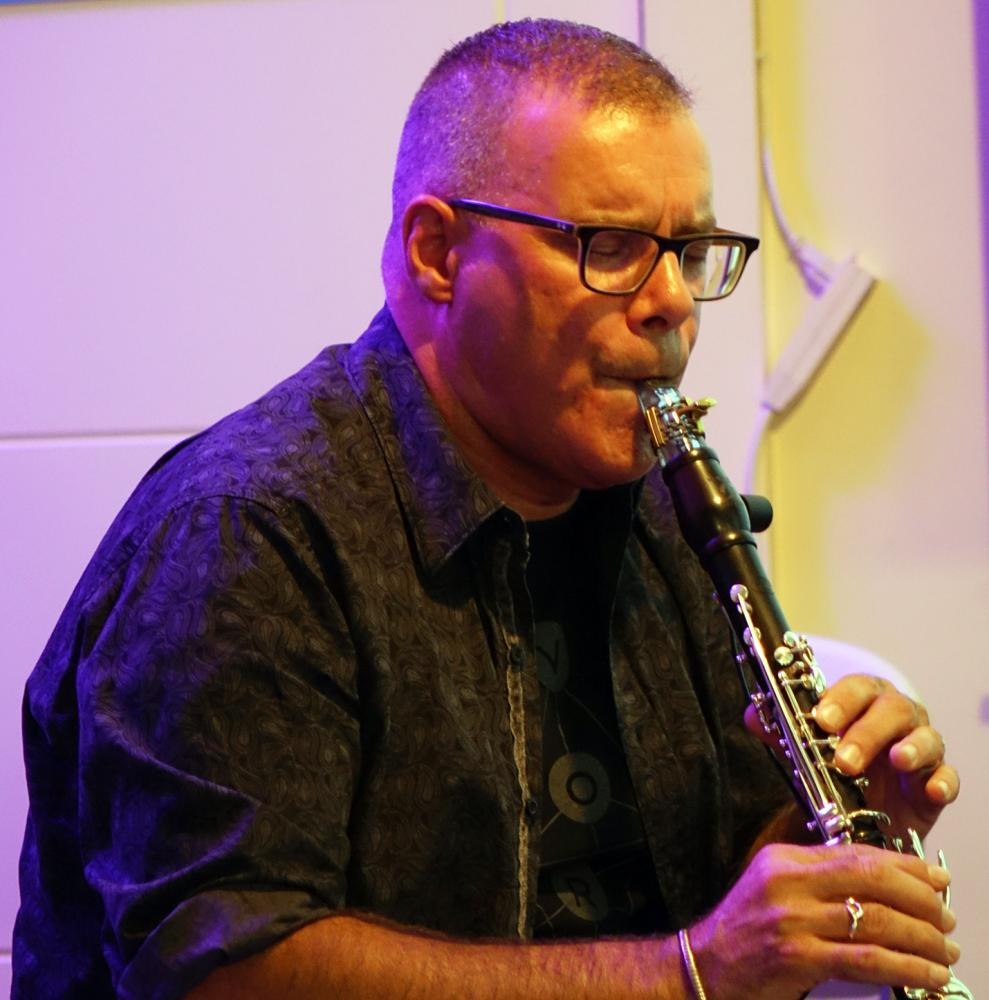 Francois Houle At Guelph Jazz Festival 2016
