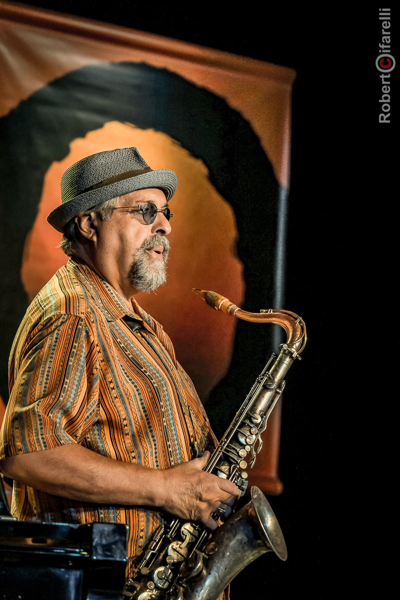 Joe Lovano - 60th Monterey Jazz Festival, 2017
