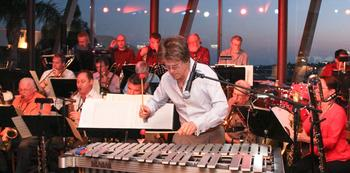 Brent Fischer + The Clare Fischer Big Band at Typhoon
