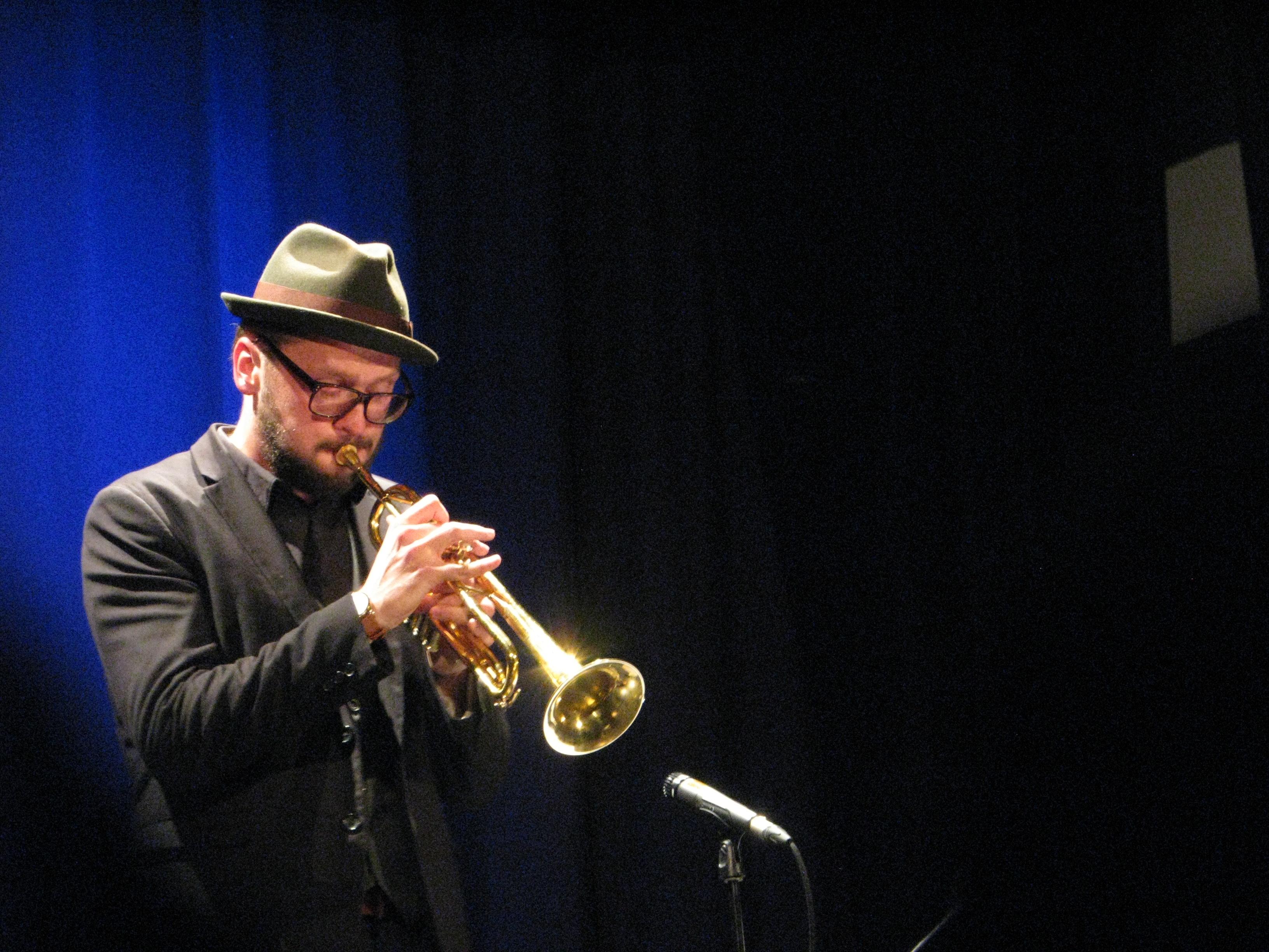 Tomasz Dabrowski Jazztopad Wroclaw 2014