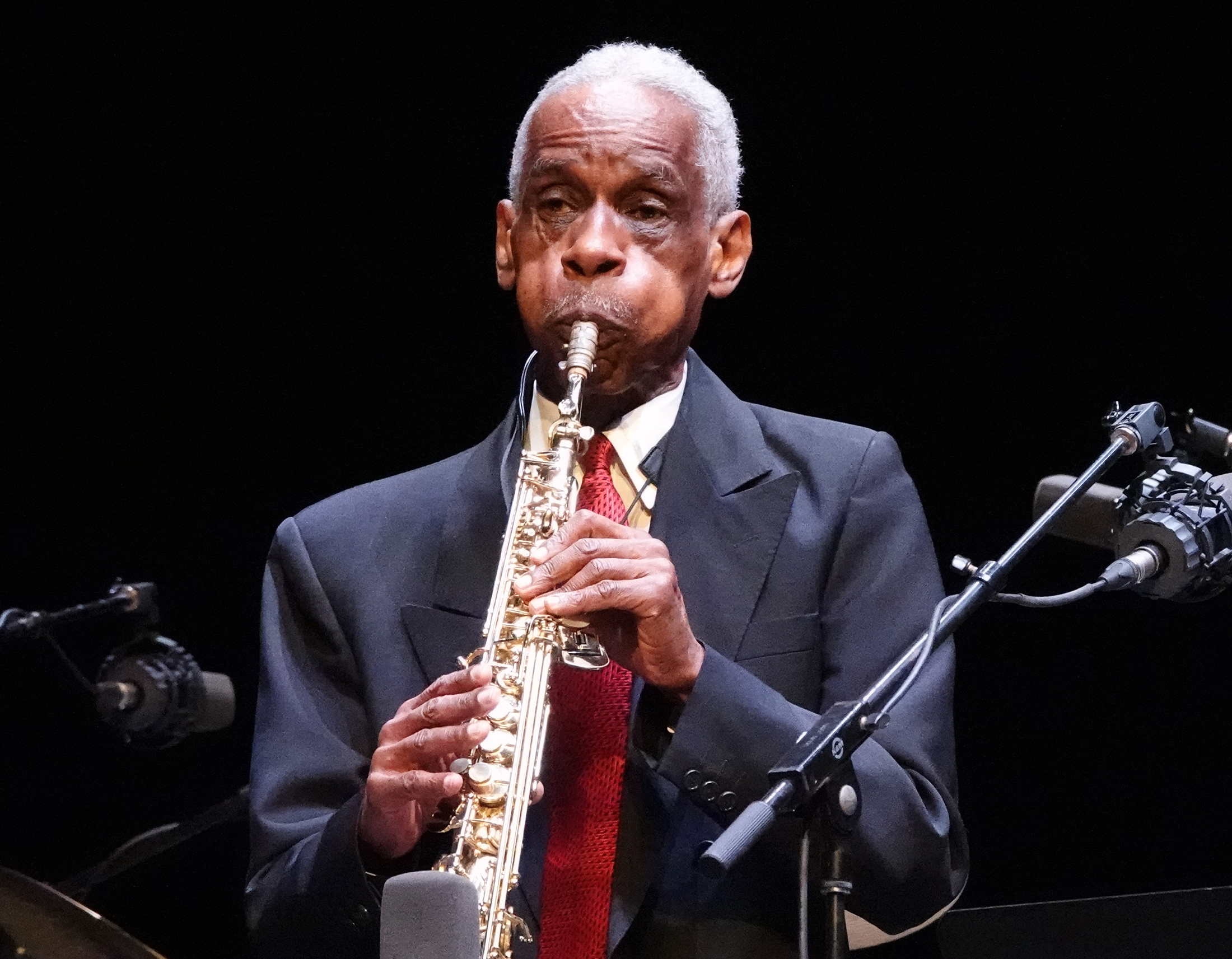 Roscoe Mitchell at Big Ears Festival 2019