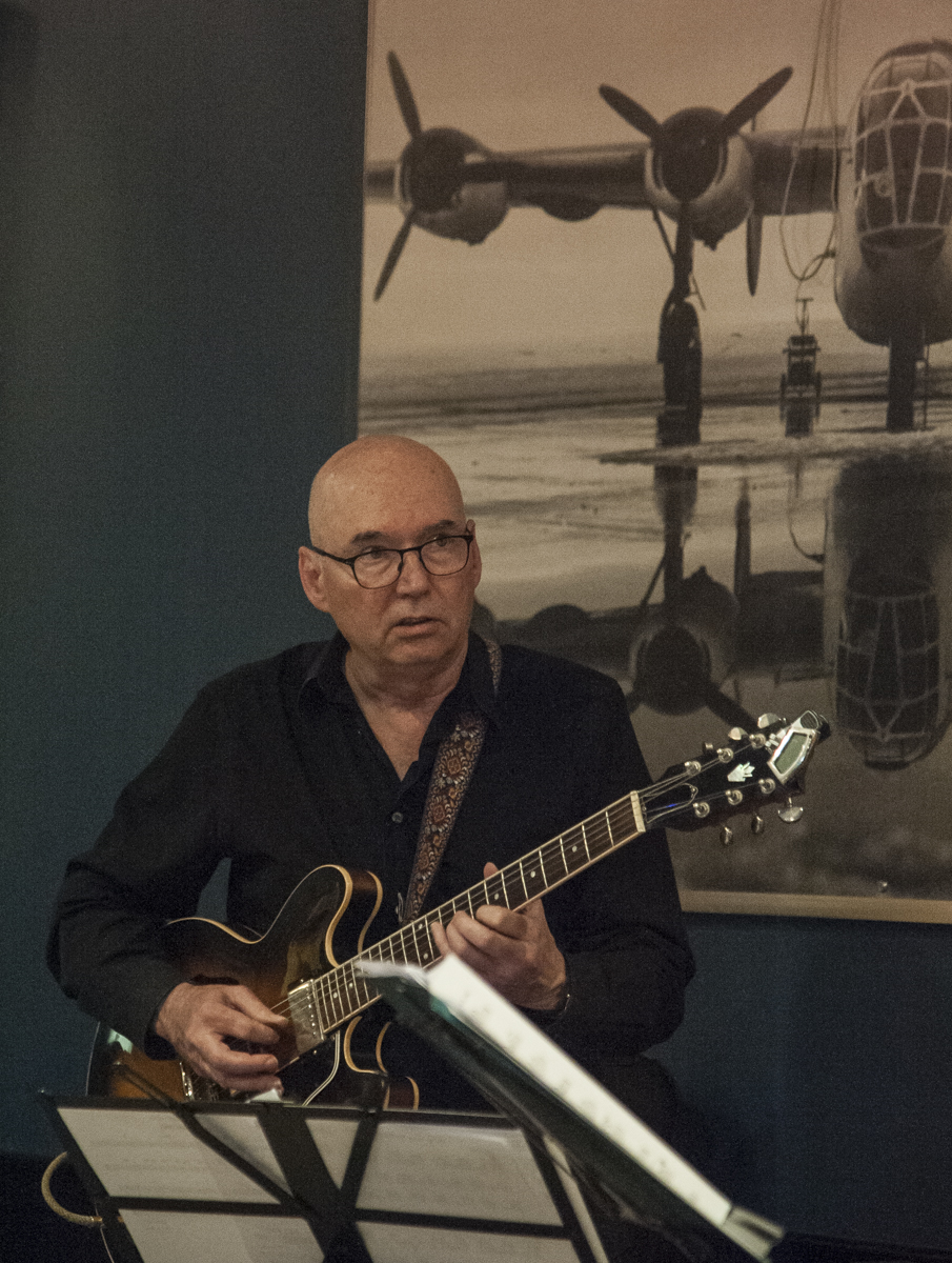 Ted Quinlan - Jeff King Quartet - The Pilot - Toronto