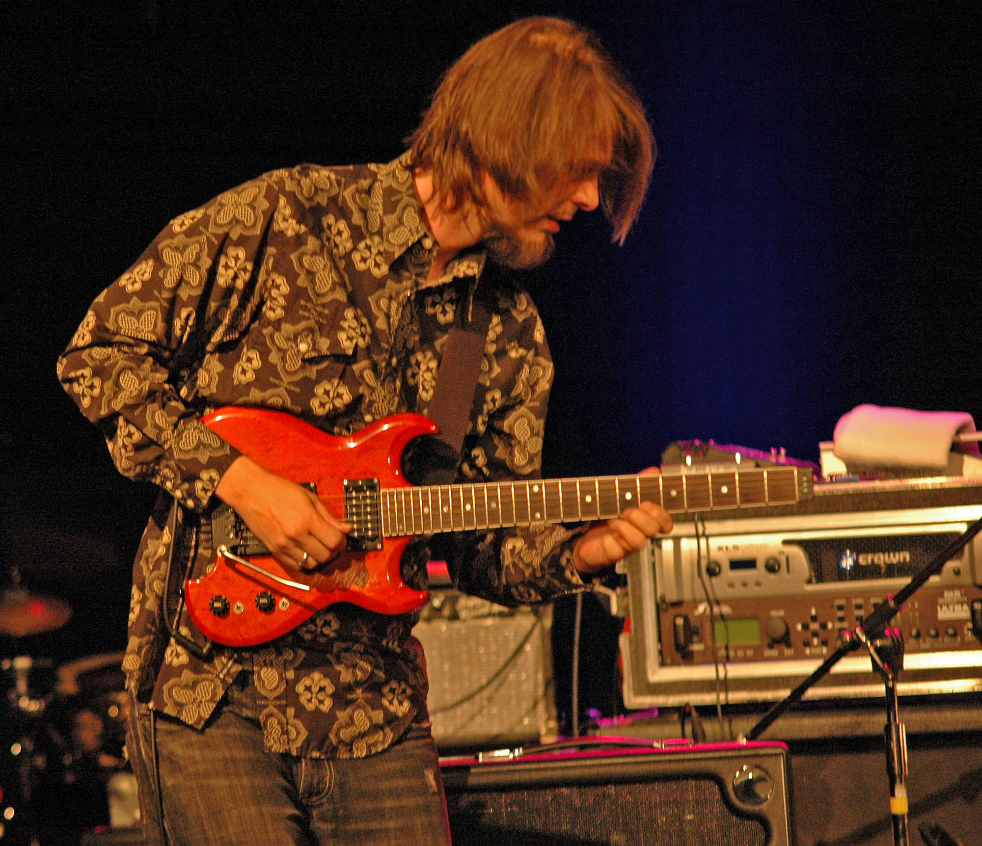 Alex Machacek, Performing at the New Universe Music Festival 2010