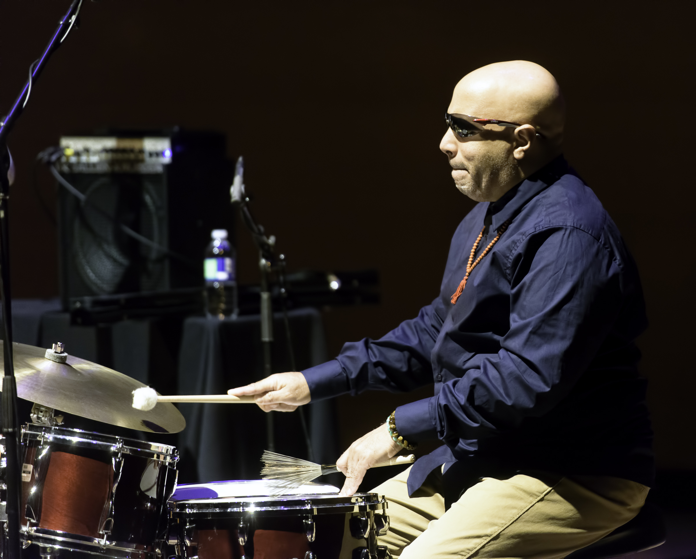Leon Parker With Aaron Goldberg Trio At The Musical Instrument Museum (mim) Phoenix