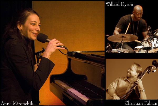 Anne's Swinging Hot Trio