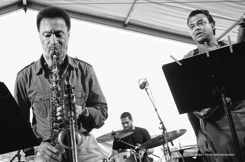 Bunky Green / Rudresh Mahanthappa / Newport Jazz Festival 2011