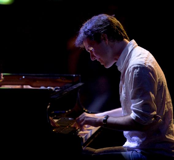 Gwilym Simcock: Jazzahead! Bremen, 2008