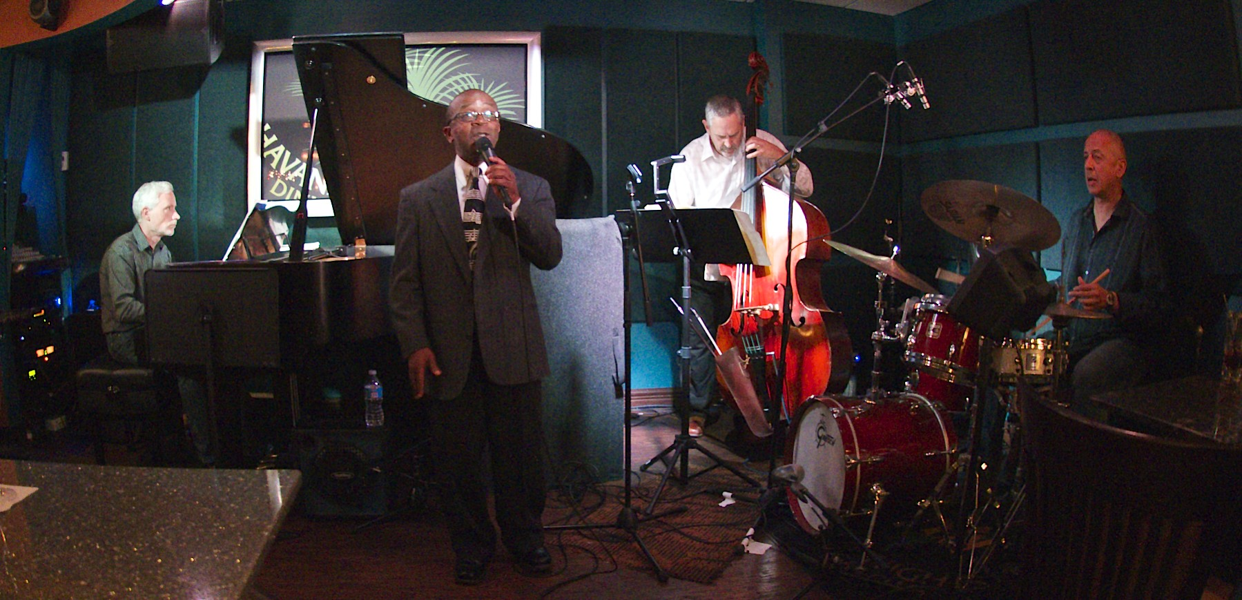 Kenny washington w/ the john toomey trio