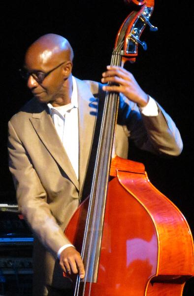 Nat Reeves with Stanley Jordan Trio, Miniaci Pac, Fort Lauderdale, 1/12/13