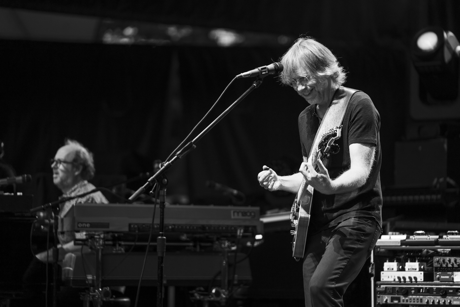 Trey Anastasio and Page McConnell