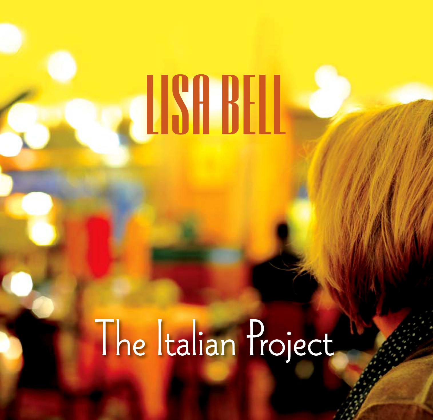 Lisa bell-the italian project