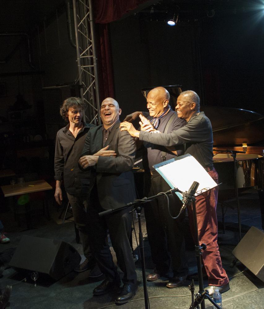 Jobic Le Masson, Peter Giron, John Betsch And Steve Potts