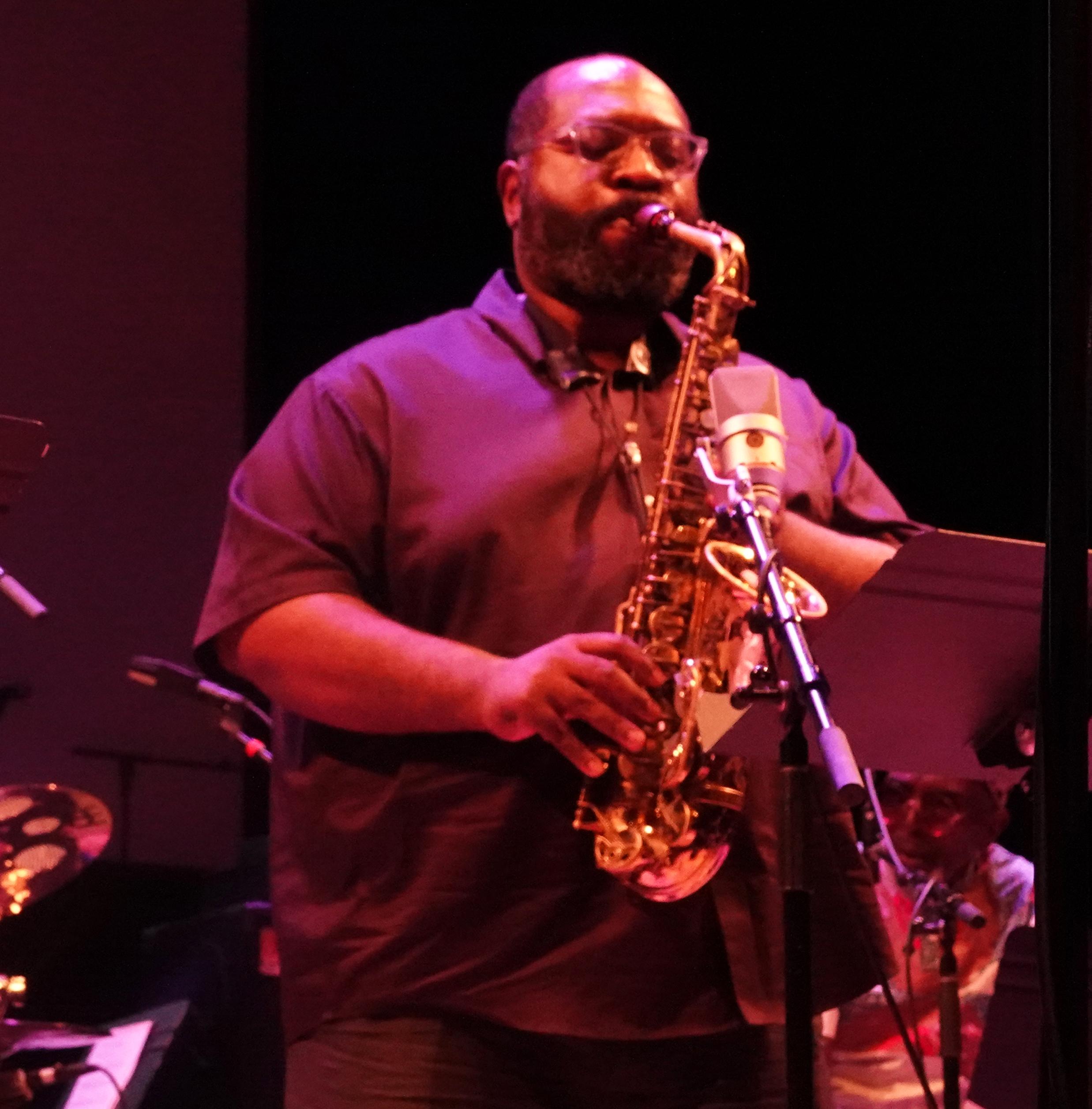 Darius Jones at 24th Annual Vision Festival