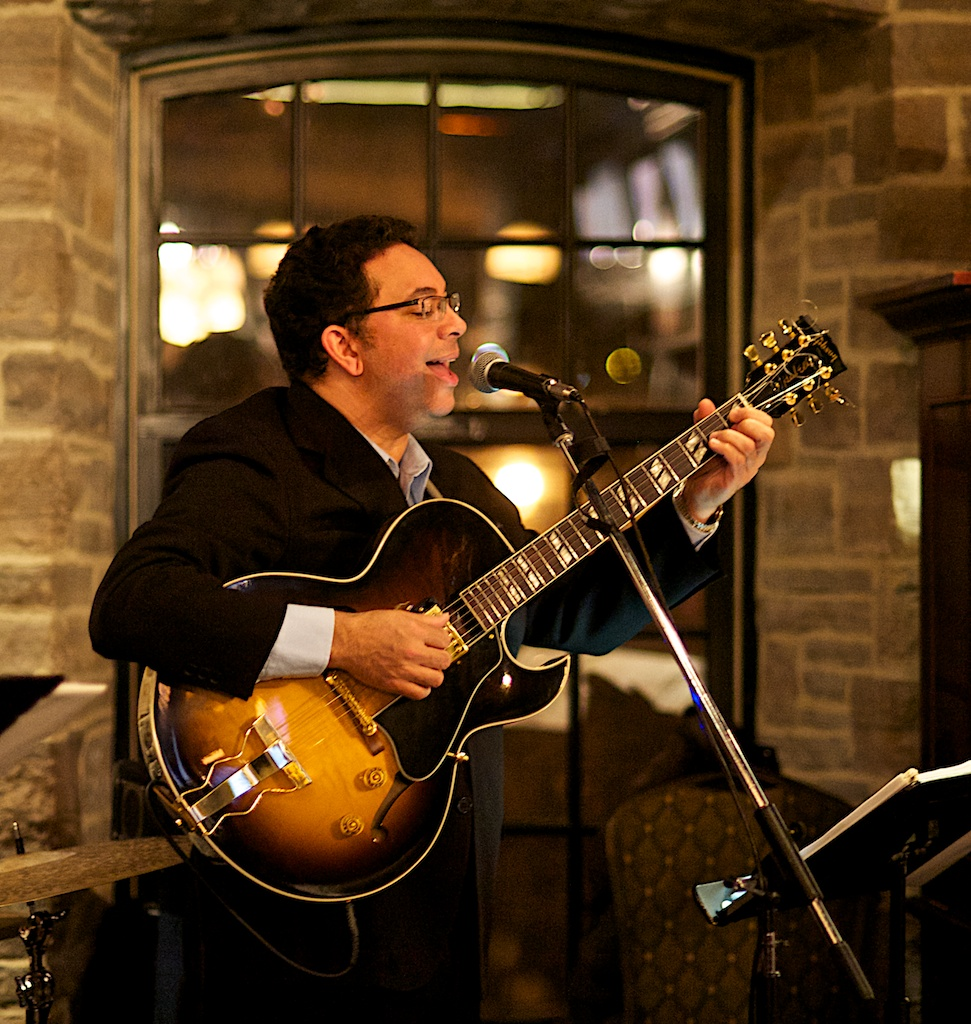 Luis Mario Ochoa @ The Home Smith Bar - The Old Mill Inn - Toronto