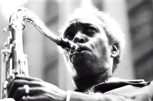 Sonny Stitt - 52nd Street Jazz Fair NYC July 6, 1976