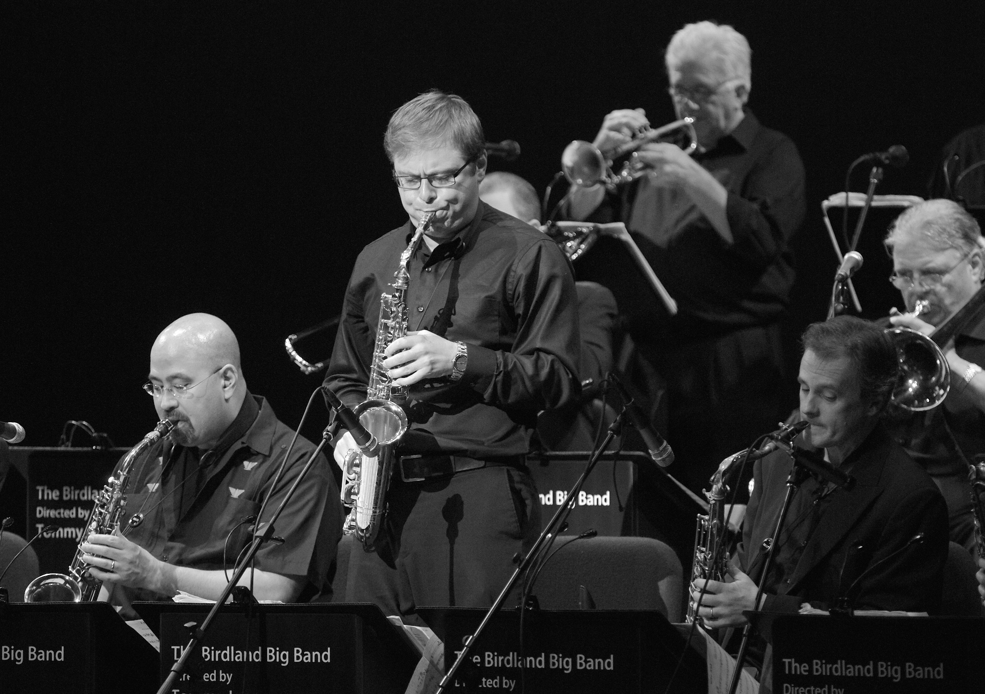 Tommy Igoe & the Birdland Big Band