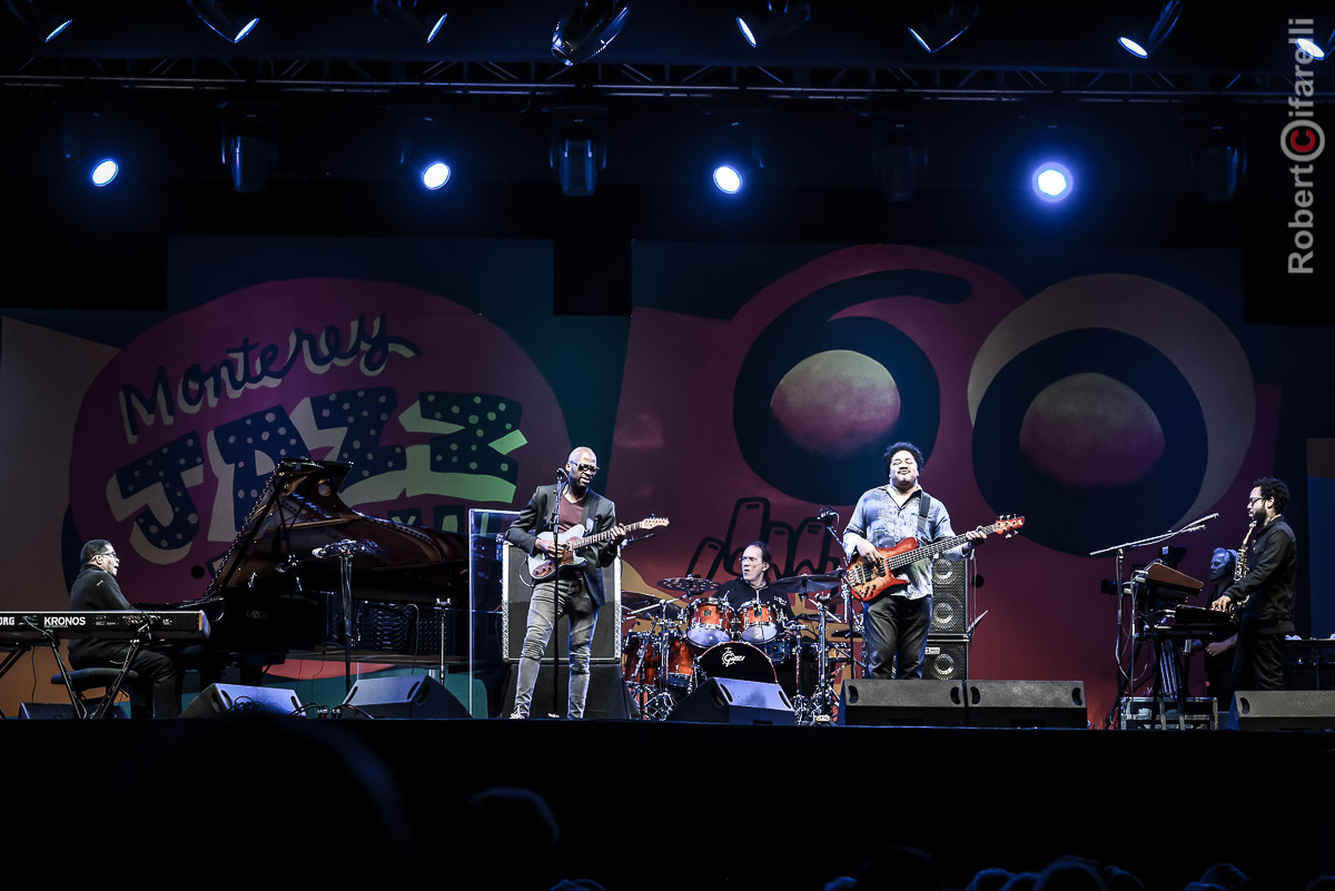 Herbie Hancock - 60th Monterey Jazz Festival, 2017