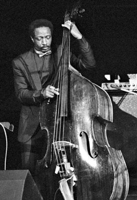 Reggie Workman 0434321 Fairfield Halls, Croydon, UK. 1987 Images of Jazz