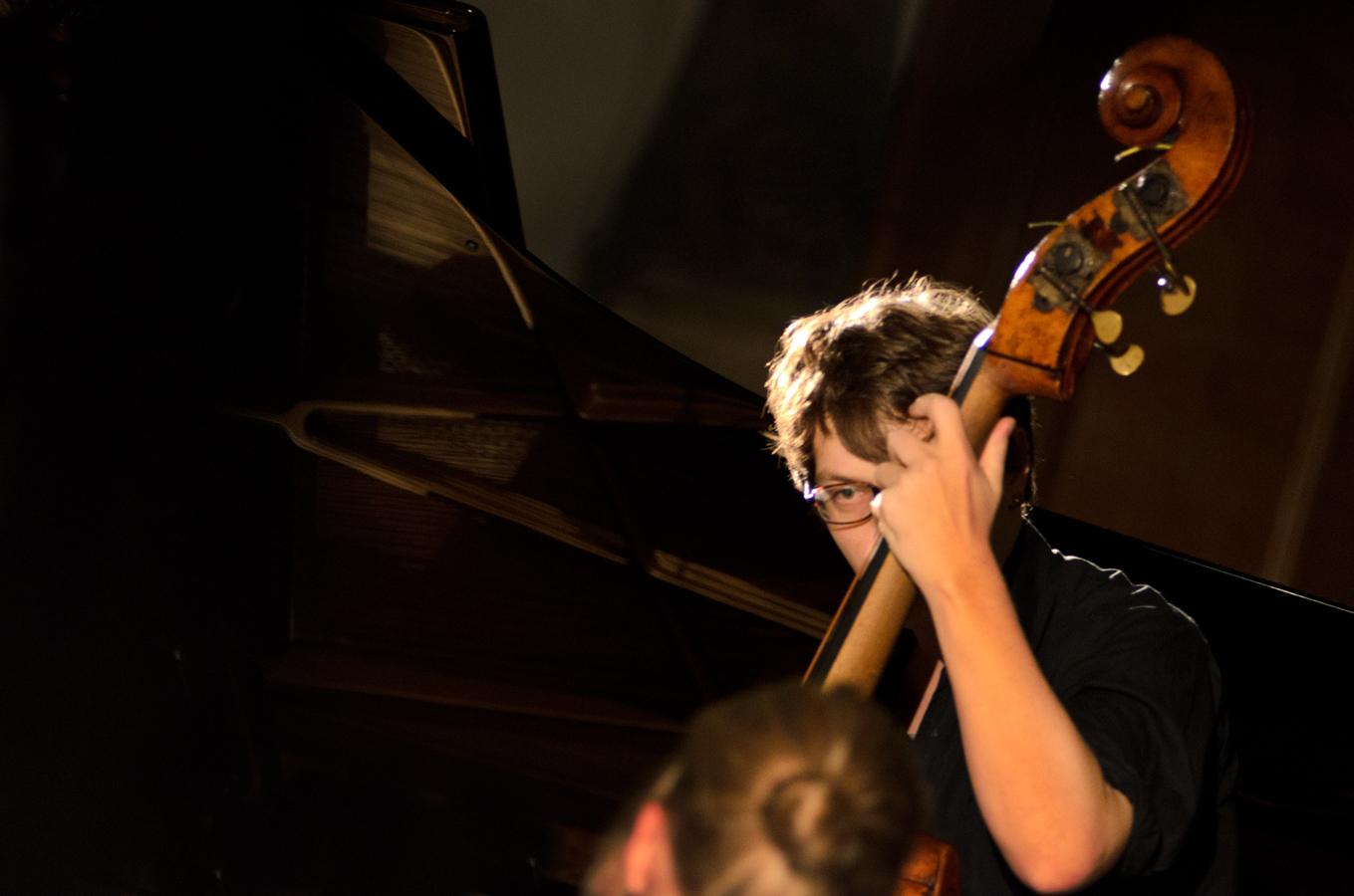 Arne Huber with Christoph Stielfel's Inner Language Trio