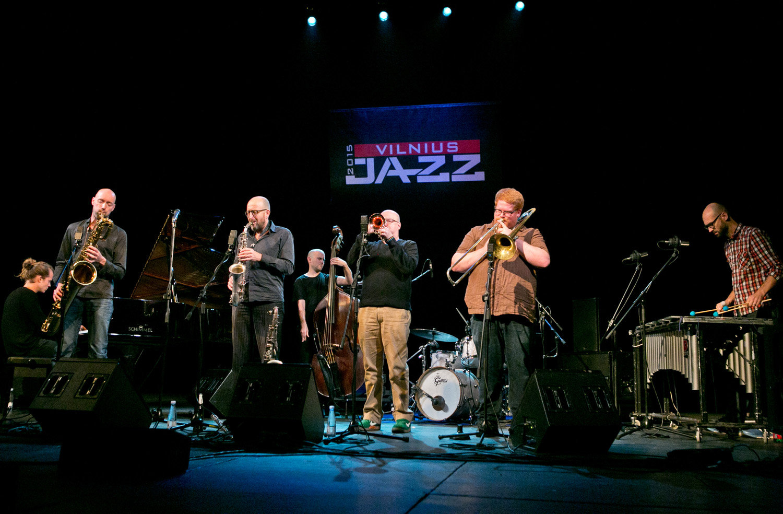 Angles 8 at Vilnius Jazz Festival
