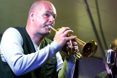 Damon Brown 27543 Jazz Hastings, Hastings, UK. Aprill 2009. Images of Jazz