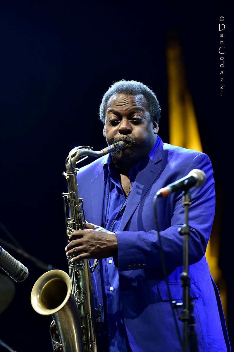 David Murray at Sant'Anna Arresi jazz Festival 2018