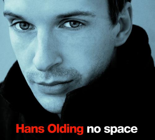 """Cover, Hans Olding """"No Space"""" (el Dingo Records) 2008"""