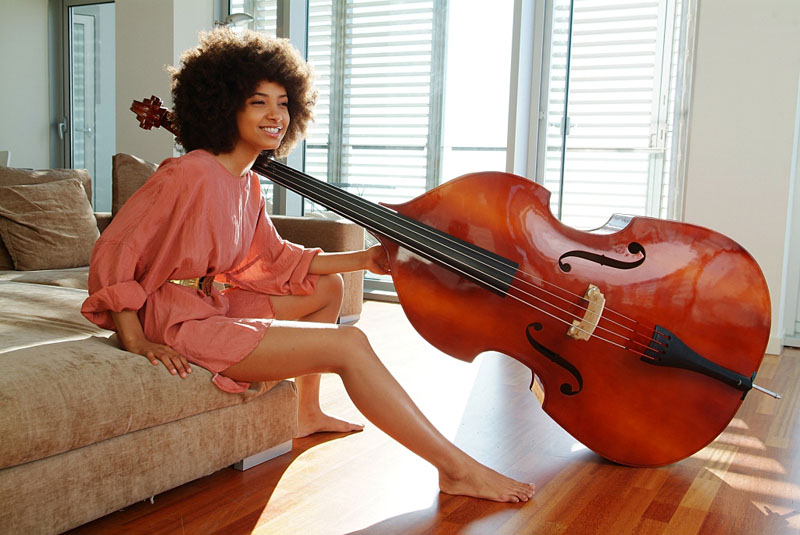 Esperanza Spalding: The Intimate Balance