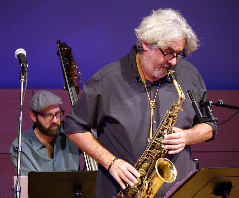 John Hebert & Tim Berne at NYC Winter JazzFest 2016
