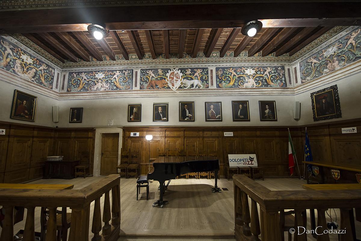 Palazzo Magnifica Comunità di Fiemme, Cavalese, Dolomiti Ski Jazz 2019