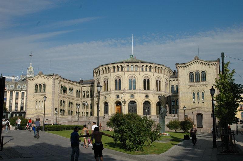 Norwegian Road Trip, Part 3: Oslo, July 12-14, 2010