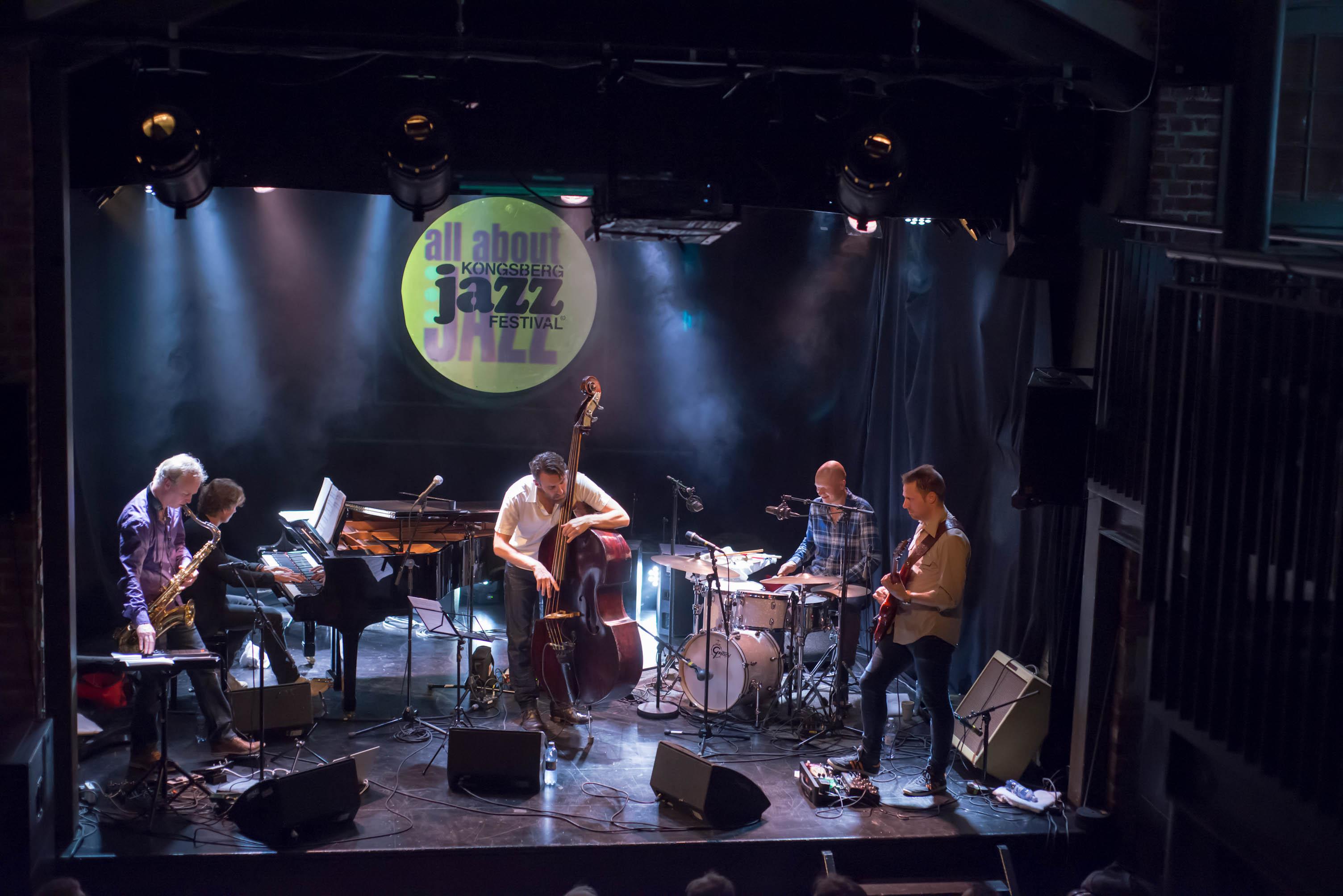 Mats Eilertsen's Skydive, 2012 Kongsberg Jazz Festival