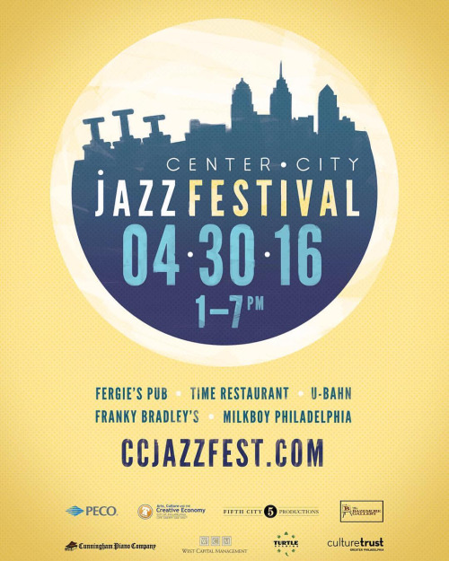 Center City Jazz Festival 2016