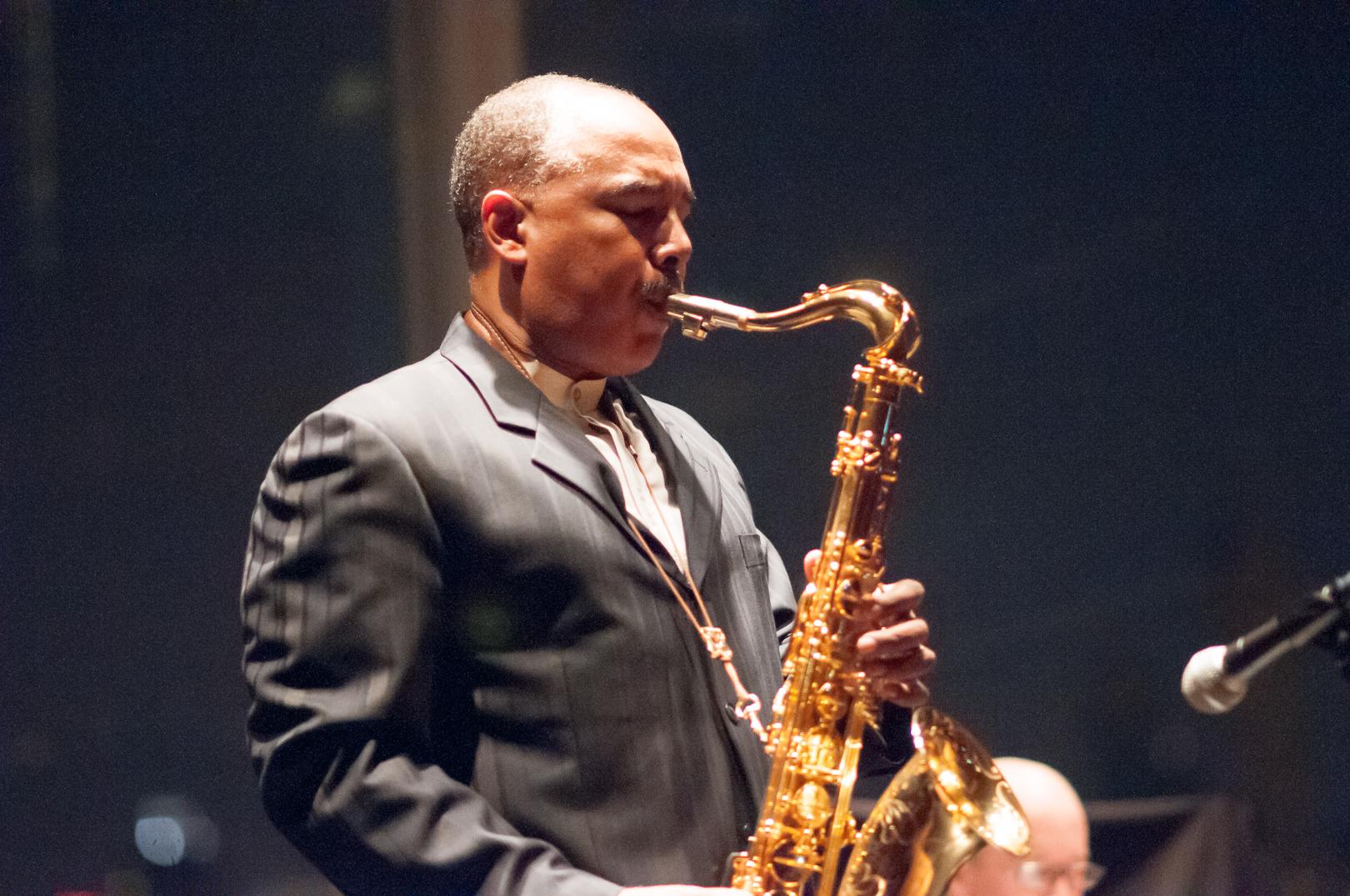Don Braden with Trio at Dizzys