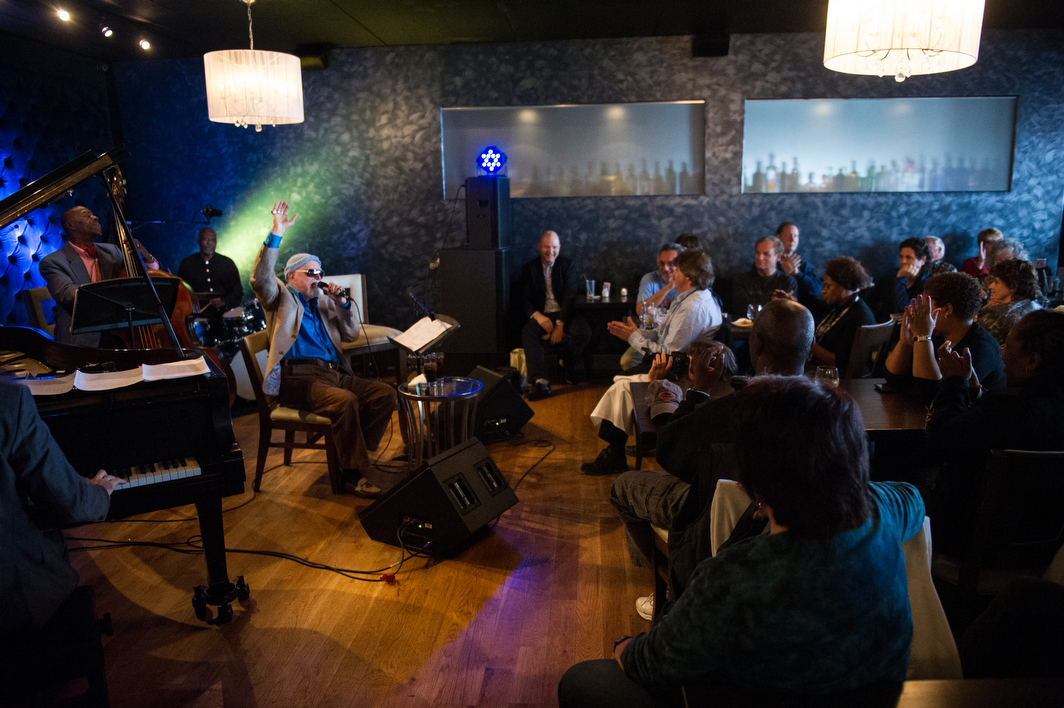 Mark Murphy, Exit O International Jazz Festival