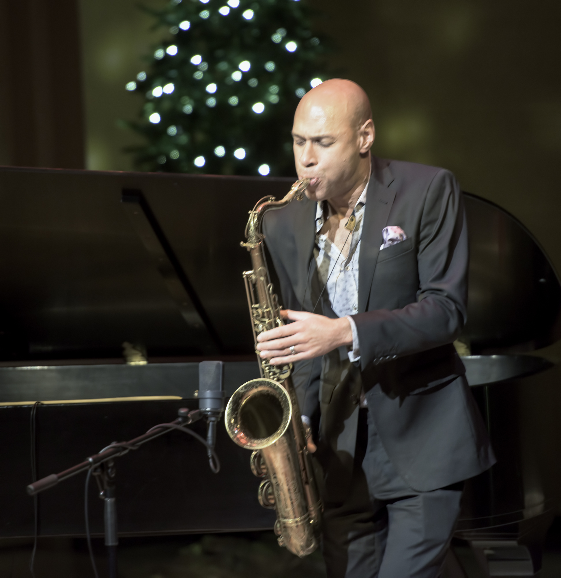 Joshua Redman With The Bad Plus At The Musical Instrument Museum (mim) Phoenix