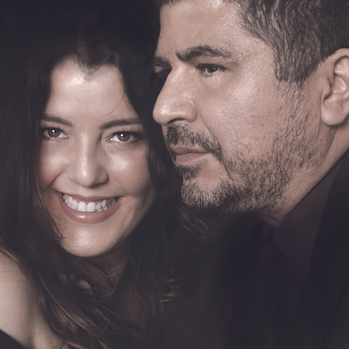 Catina DeLuna and Otmaro Ruiz 2