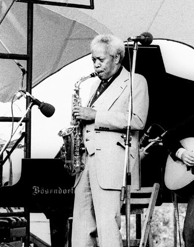 Sonny Stitt 0210915 Images of Jazz