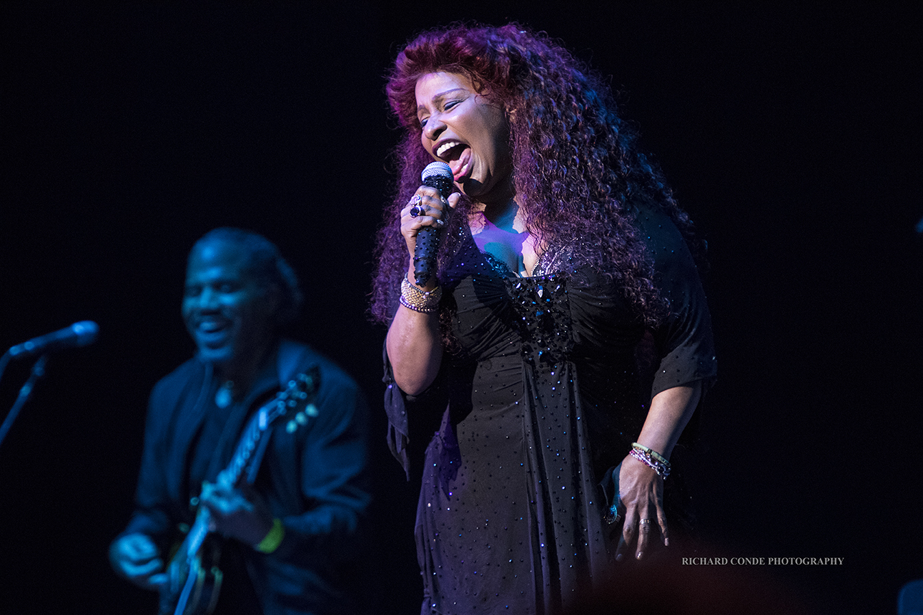 Chaka Khan at the Freihofer Saratoga Jazz Festival 2017