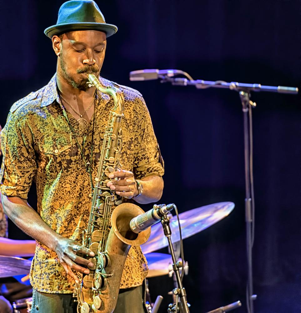 Shabaka Hutchings with the Ancestors at The Montreal International Jazz Festival 2017