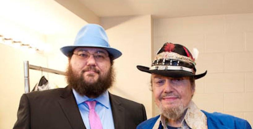 Alex Blaine & Dr. John