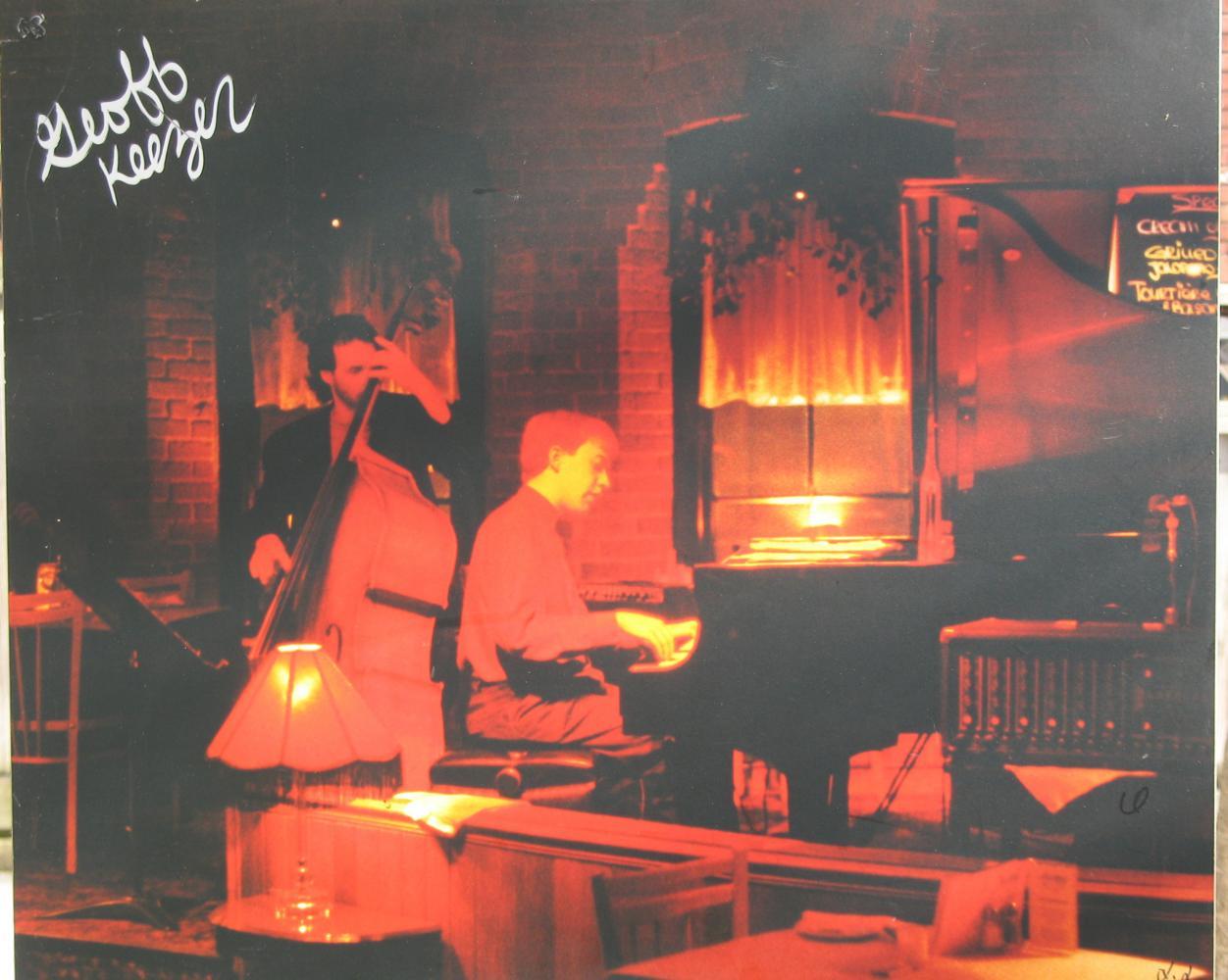 Geoff Keezer & Paul Novotny 1991