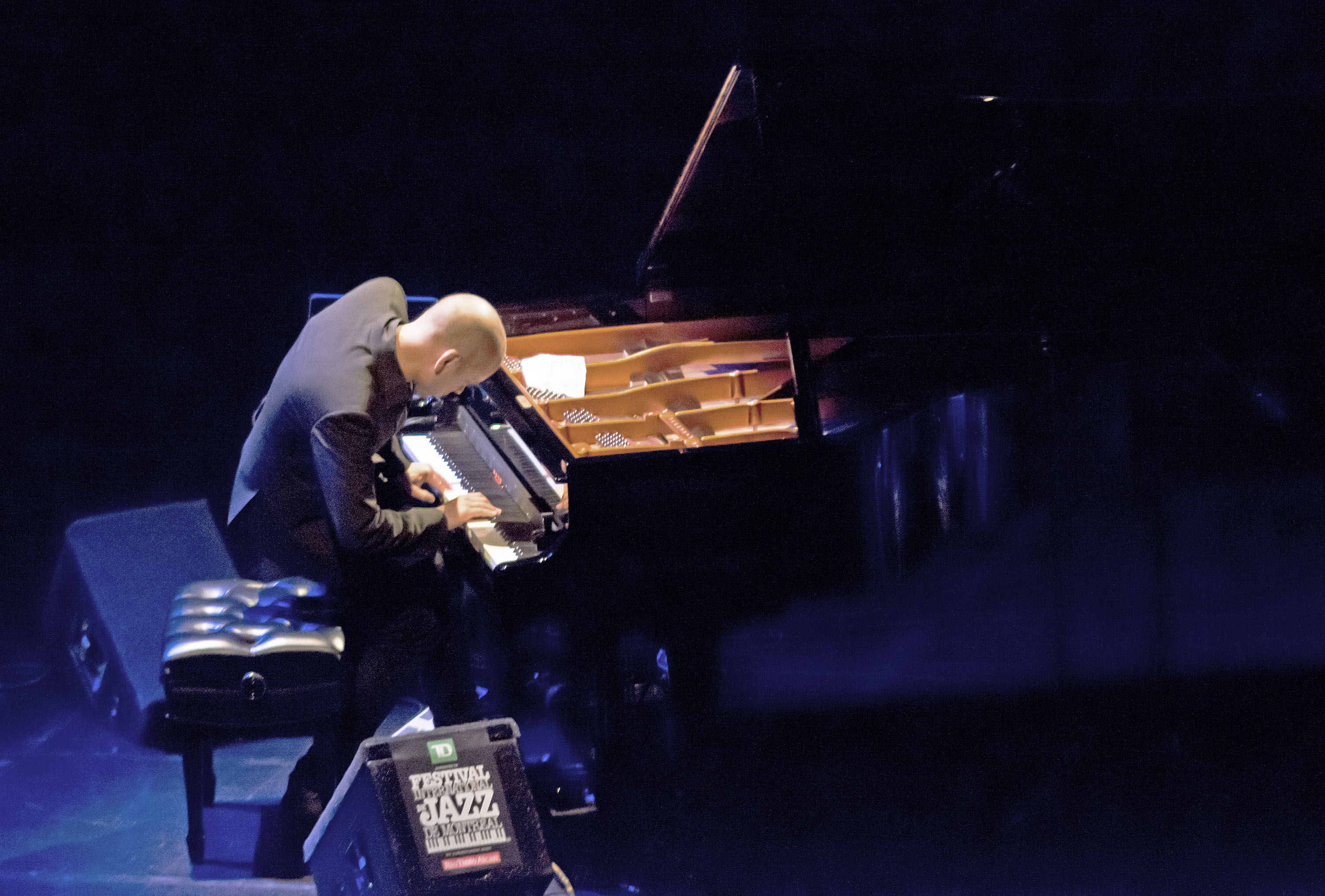 Tord Gustavsen Quartet at 2014 Festival International de Jazz de Montréal