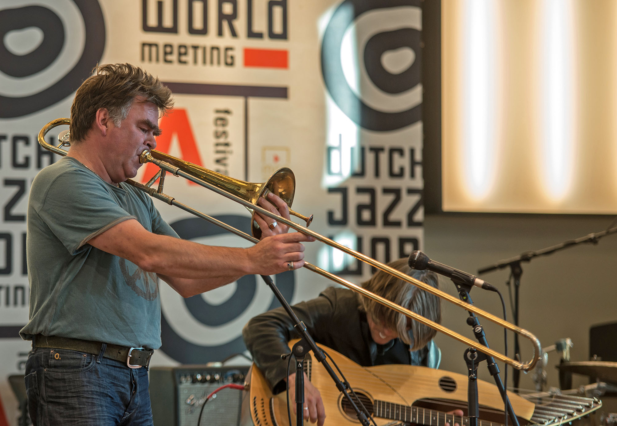 Boi Akih at Dutch Jazz & World Meeting 2012