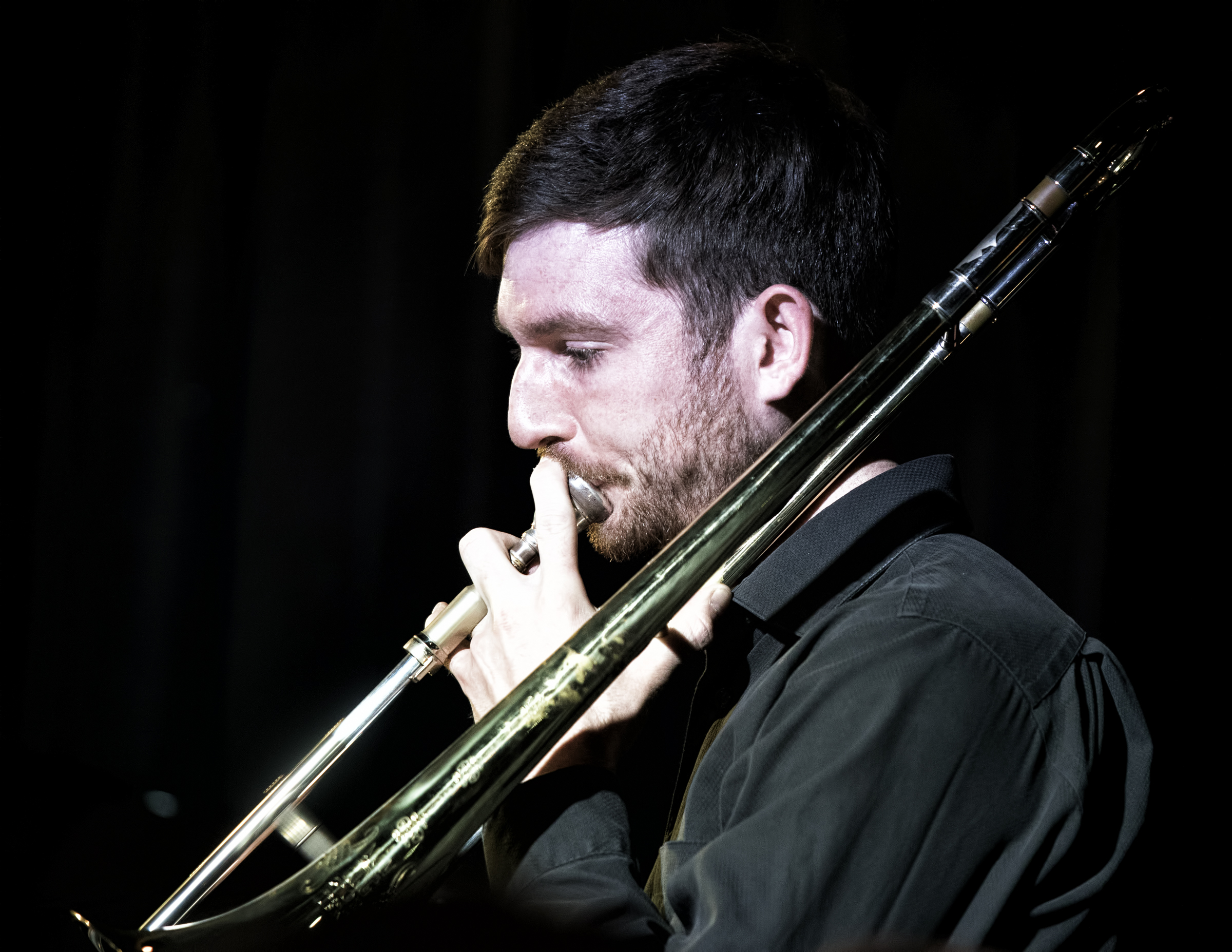 Sean McDaniel With Eric Rasmussen And Scottsdale Community College Jazz Orchestra At The Nash in Phoenix