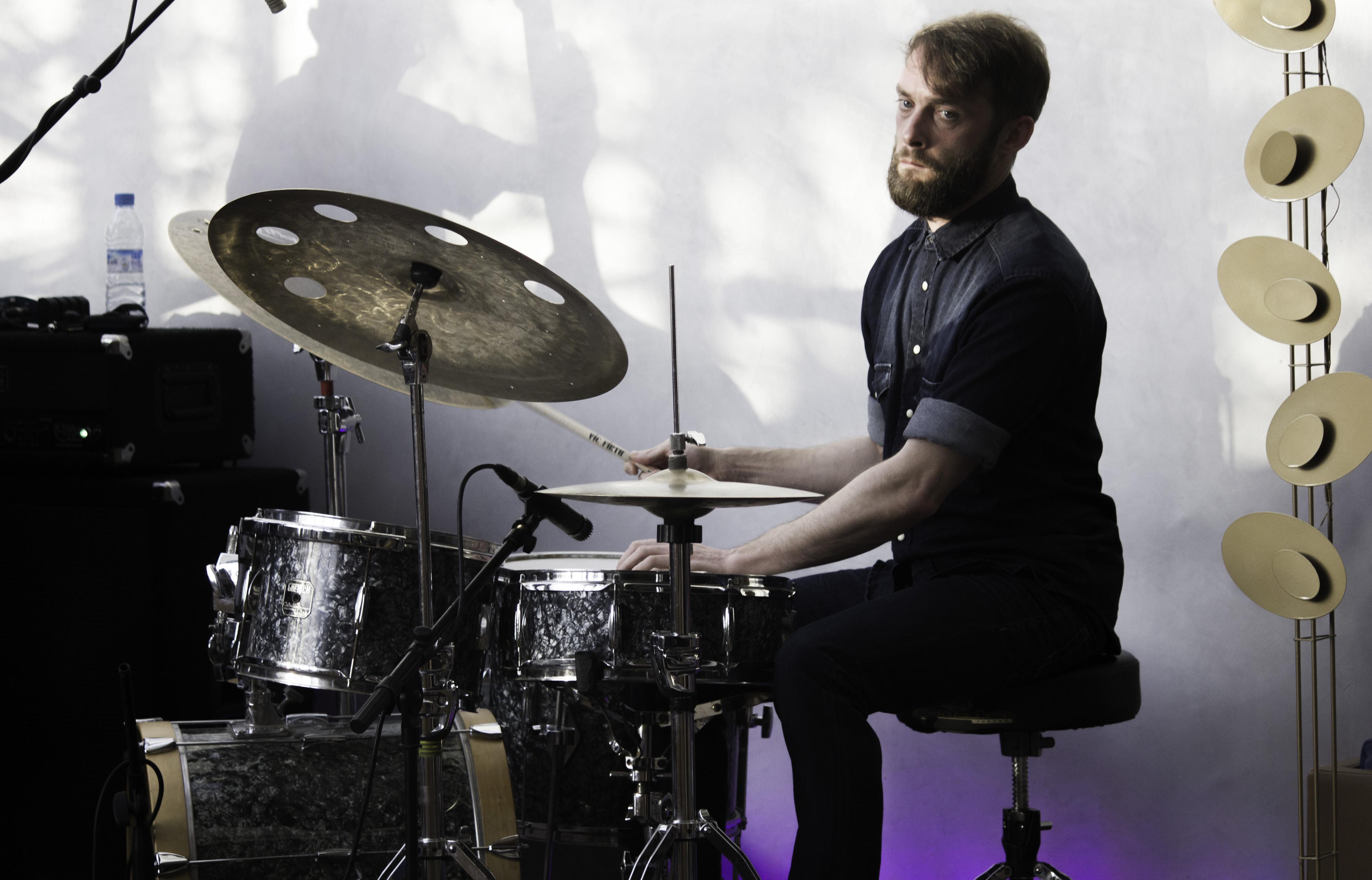 Alberto Brenes at Jazzablanca Festival 2015