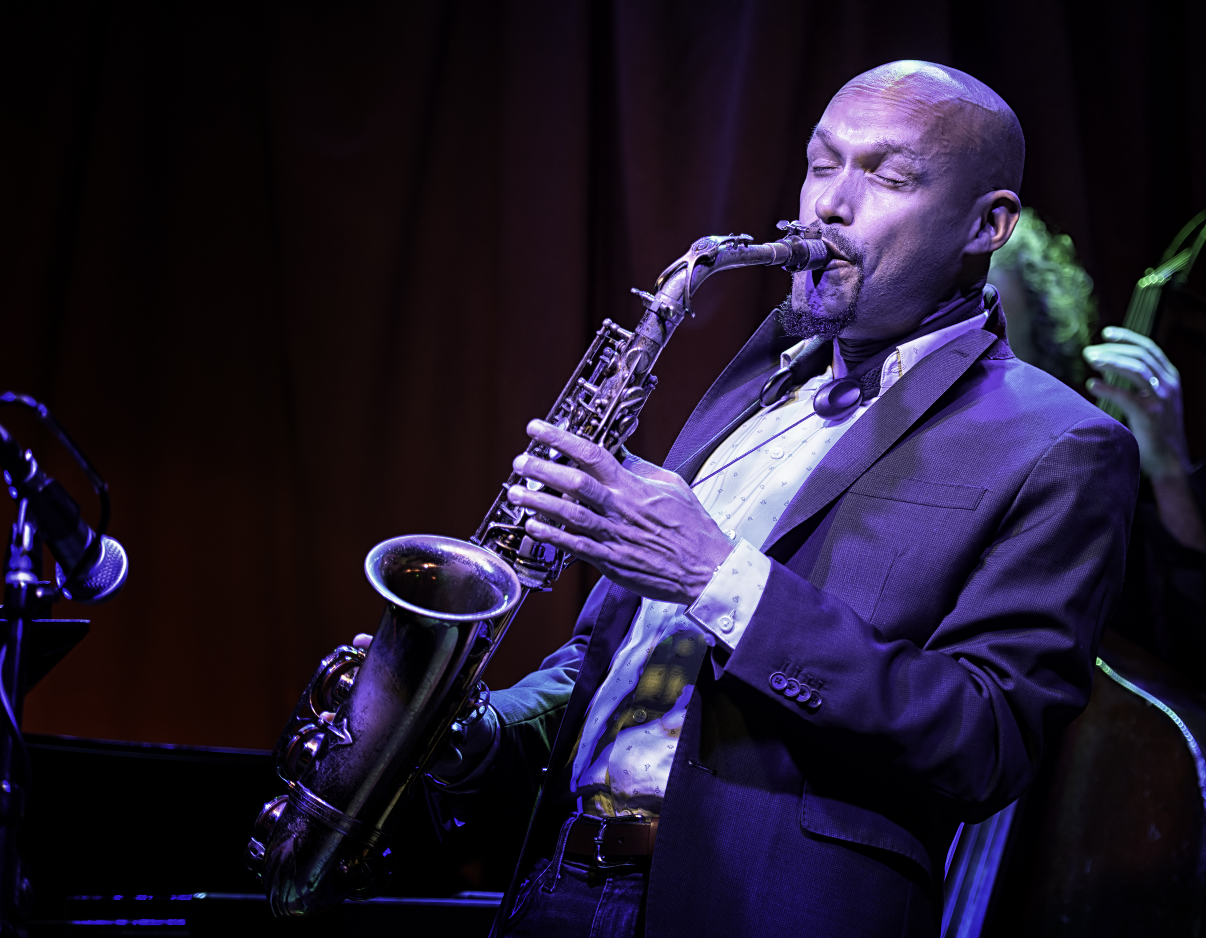 Miguel Zenon with Quartet at Club Bonafide in NYC