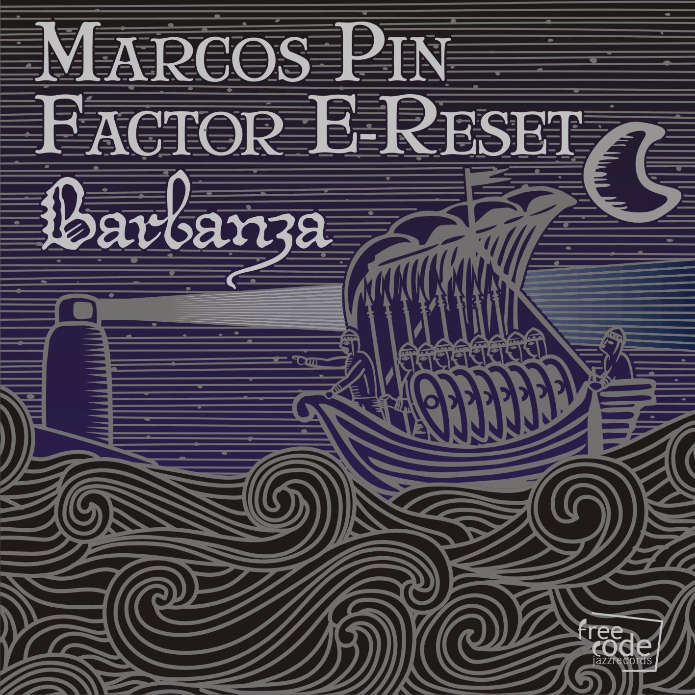 Marcos Pin Factor E-Reset Art Cover