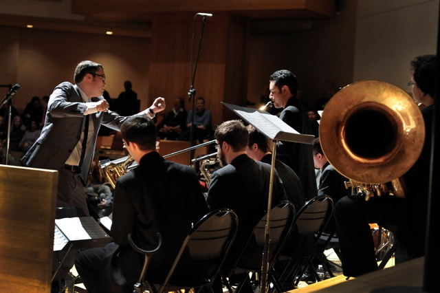 Truesdell with Orchestra