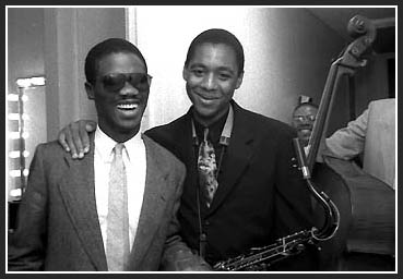 Marcus Roberts and Branford Marsalis, 1989